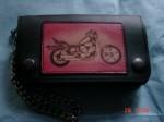 moto -peněženka